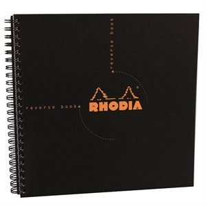 Cahier spiralé Reversible Rhodia