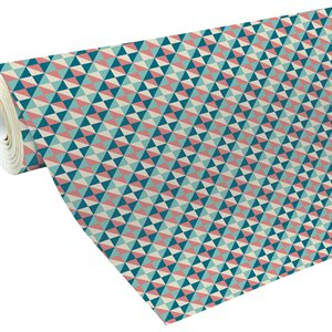 ACACIA 2m x 70cm GRAPHIC TRIANGLE 80g